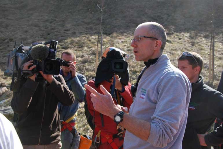 Eric Zipper, éditeur et expert secours et sécurité
