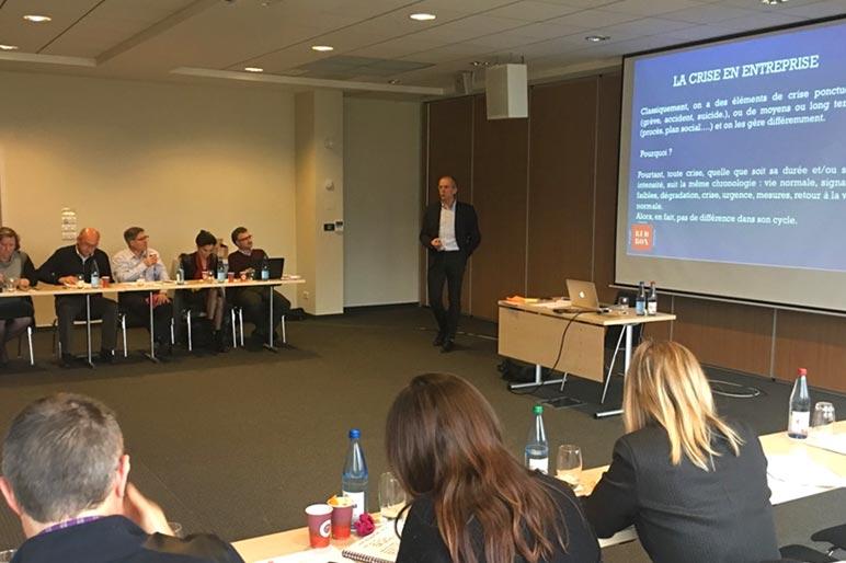Conférences management et gestion de crise
